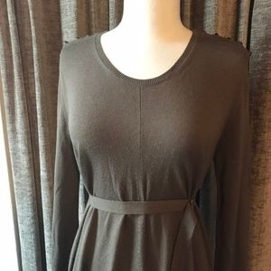 Alexander McQueen McQ Cashmere Sweater Dress